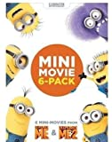 Despicable Me Mini-Movie 6-Pack [DVD]