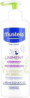 Mustela Liniment Diaper Change Cleanser 400ml