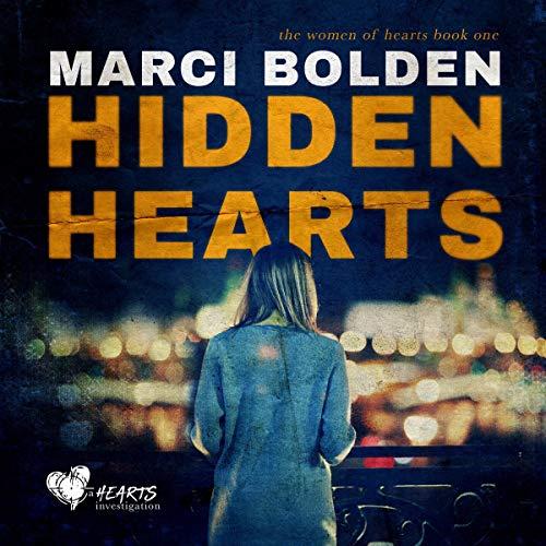 Hidden Hearts audiobook cover art