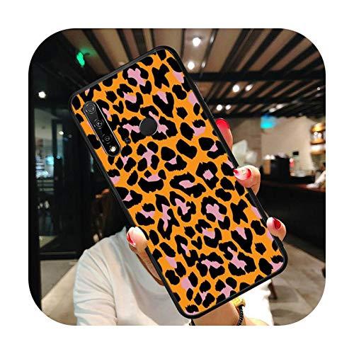 Phone cover Funda para Huawei P20 P30 Pro P20 P30 Lite P Smart Z Y5 Y6 Y7 Y9 Prime 2019-A10-For P20Pro.