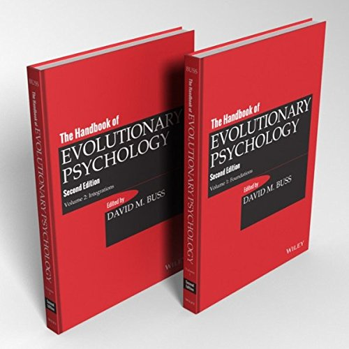 The Handbook of Evolutionary Psychology, 2 Volume Set