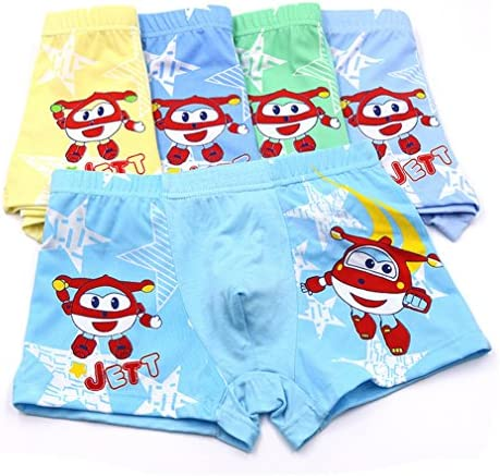 Character Kids Boys 2 Pack Boxers Infant Boxer Underwear Stretch Stretchy Bottom