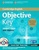 Objective Key/Student's B. Pack w. CDR a. Class Audio CDs 2