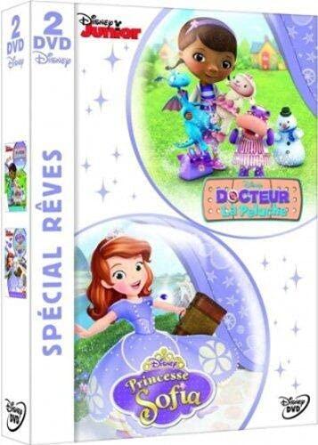Spécial câlins - Docteur la Peluche + Princesse Sofia [Francia] [DVD]