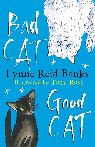BAD CAT, GOOD CAT (English Edition)