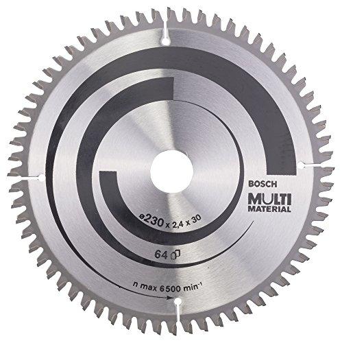 Bosch - Hoja de sierra circular multi material 1483