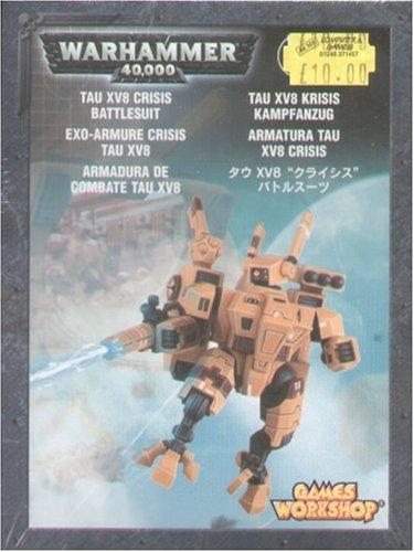 Games Workshop - 99120113005 - Warhammer 40.000 - Figurine de Collection - Exo-Armure Xv8 Crisis Tau