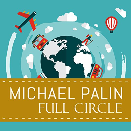 Full Circle audiobook cover art