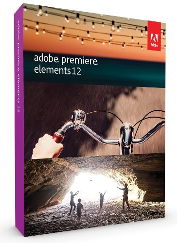 Adobe Premiere Elements 12 Upgrade