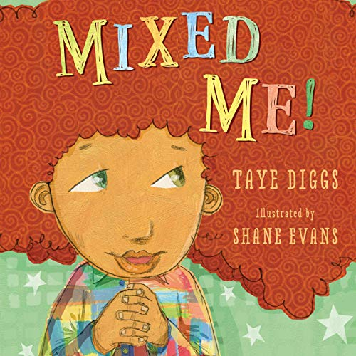 Mixed Me! audiobook cover art