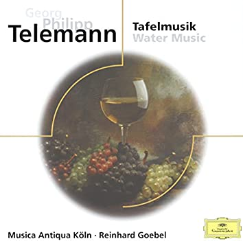 Telemann: Watermusic; Tafelmusik