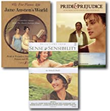 Jane Austen Piano Music Collection - Three Books - Includes Pride & Prejudice, Selections From