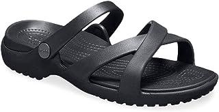 Crocs Women's Meleen Crossband Sandal Open Toe