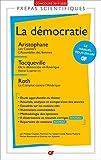 La démocratie - Aristophane, Les Cavaliers. L'Assemblée des femmes - Tocqueville, De la démocratie en Amérique - Roth, ... (GF Prépas Scientifiques t. 4018) - Format Kindle - 9782081495906 - 18,49 €