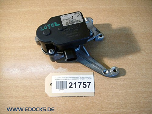 Stellmotor Drallklappen Astra H Zafira B Vectra C Signum 1,9 CDTI Z19DTH Opel