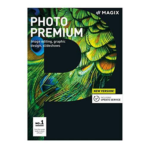 MAGIX Photo Premium - Version 2018 - Photo editing & slideshow software |...