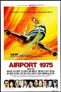 Airport 1975 11 x 17 Movie Poster - Style A