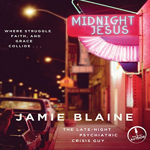 Midnight Jesus Audiobook By Jamie Blaine cover art