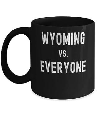 Undefined vs Everyone Coffee Mug 11oz, black