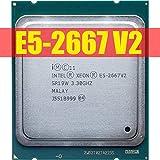 Intel Xeon E5 2667 V2 3.3Ghz 8Core 16Threads 25MB Cache SR19W 130W Processor LGA 2011 CPU