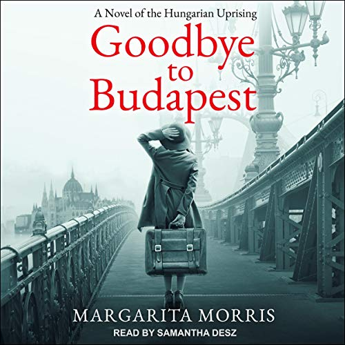 Goodbye to Budapest cover art