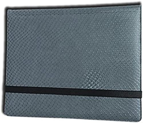 8-Pocket binder - 2x4, Elder Dragon Hide - grau by Legion Supplies