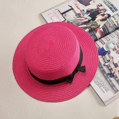 Sombrero Simple de Verano, Sombrero de Playa para Mujer,...