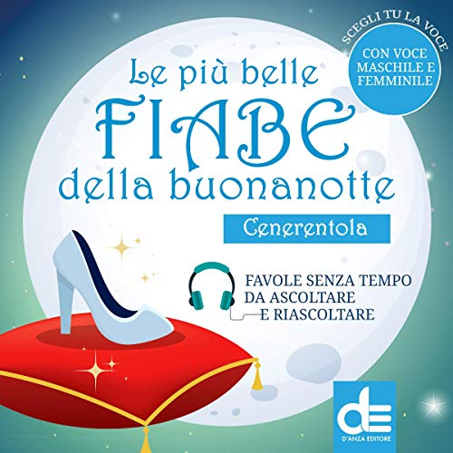 Cenerentola Audiobook By D'Anza Editore cover art