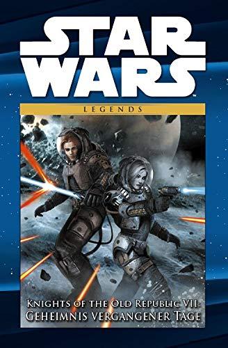Star Wars Comic-Kollektion: Bd. 109: Knights of the Old Republic VII: Geheimnis vergangener Tage
