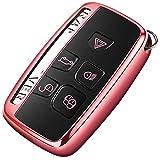 COMPONALL Key Fob Cover for Rover and Jaguar, Premium Soft