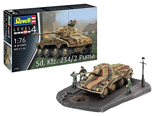 Vehicle 176 03288 Sd.Kfz. 2342 Puma, REV-03288