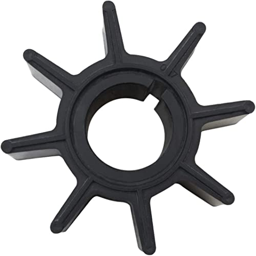 Outboard Engine Water Pump Impeller Replaces 334-65021-0 334650210 334650210M 18-8921 for Tohatsu Nissan 9.9HP 15HP 18HP 20HP Boat Motor