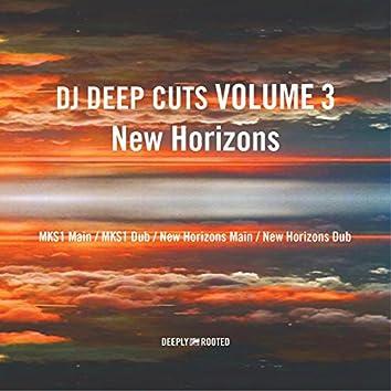 Cuts, Vol. 3 (New Horizons)