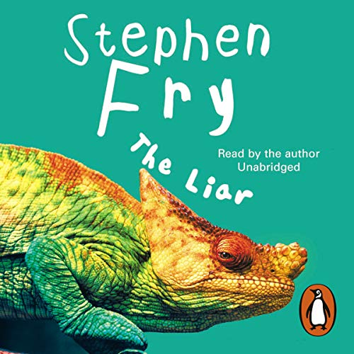 The Liar                   By:                                                                                                                                 Stephen Fry                               Narrated by:                                                                                                                                 Stephen Fry                      Length: 8 hrs and 28 mins     67 ratings     Overall 4.3