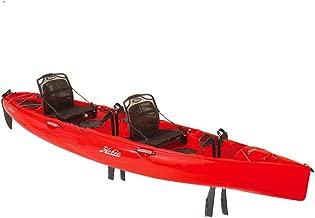 Hobie Mirage Oasis Tandem Kayak Red Hibiscus