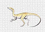 Media Storehouse 252 Piece Puzzle for Adults of Illustration of a Coelophysis Dinosaur, Triassic Period (13544311)