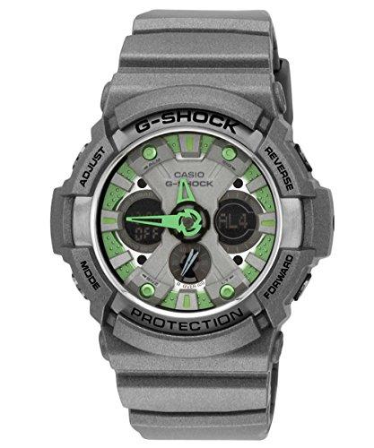 Casio Malla Me Up Watch G-SHOCK STANDARD Cuarzo: Batería Japan Reloj (Modelo de Asia) GA-200SH-8A