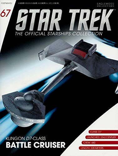 Star Trek Starships Collection Revista 1 a 100