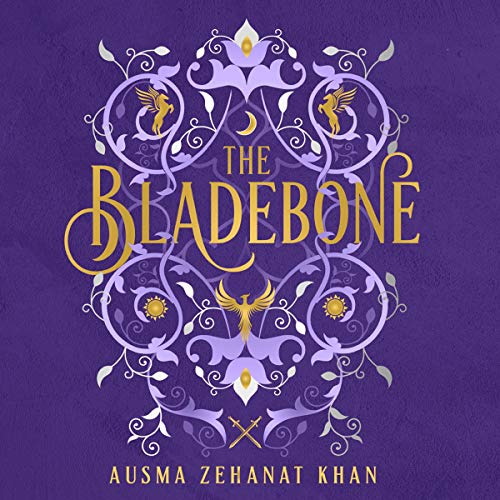 Couverture de The Bladebone