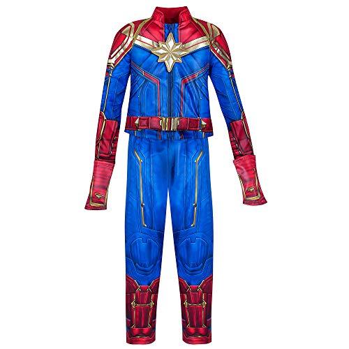 Marvel Captain Costume for Kids Size 5/6 Multi