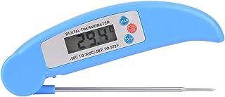 Test et mesurage Lorsoul Double écran Tactile Sondes Four Thermomètre de Cuisine La Cuisson des Aliments Sonde Grill BBQ Rétroéclairage numérique Thermomètres