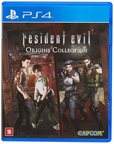 Resident Evil Origins Collection Br, PlayStation 4