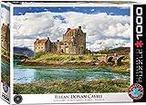 EuroGraphics- Eilean Donan Castle-Scotland Puzzle de 1000 Piezas. (6000-5375)