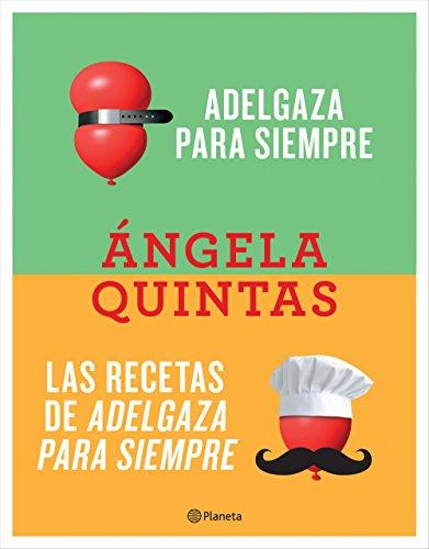 Adelgaza para siempre + Las recetas de Adelgaza para siempre (pack) (No Ficción)