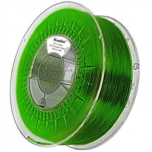 Minadax Premium qualità Pet di filamento per stampanti 3d prodotto in Europa