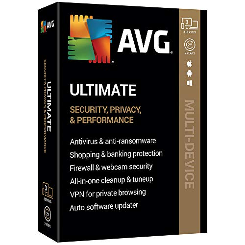 AVG Technologies AVG Ultimate 2020