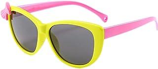 Qiribati - Gafas De Sol Chica Lindo Niño Gafas De Goma Flexible Gafas Partido Para Niños