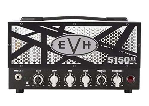Lowest Price! EVH 5150 III LBXII 15W Tube Head Black