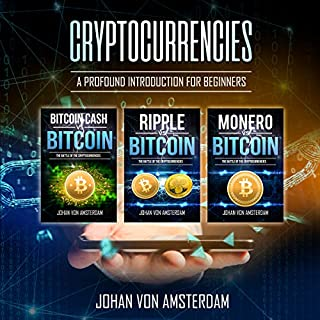 Cryptocurrencies: A Profound Introduction for Beginners cover art