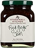 Stonewall Kitchen Fig and Ginger Jam, 12.5 Ounce